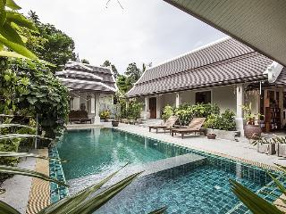 Villa Samui   -  mid-size luxury  4 bedrooms villa - Laem Set vacation rentals