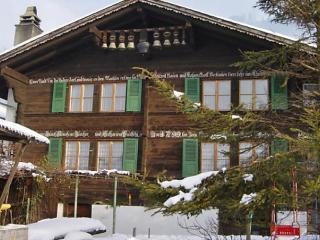 Wallisgasse - Frutigen vacation rentals