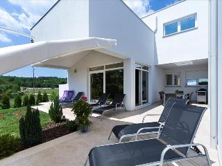 Modern Villa Kate with indoor heated pool - Zminj vacation rentals