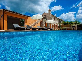 Beautiful villa with private pool just a short drive from Pula - Orihi vacation rentals