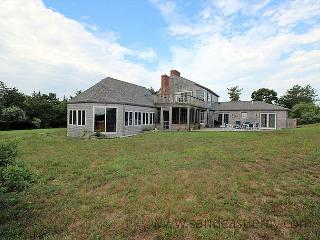 In a lovely, rural setting on the island of Chappaquiddick. - Chappaquiddick vacation rentals