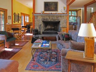 Riverfront Wilderness Home - Placidmere Lodge - Lake Placid vacation rentals