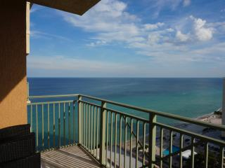 2080 LUXURY 2/2 OCEANFRONT ON 18FL - Hallandale vacation rentals