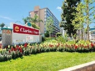 Comfortable Clarion Hotel Anaheim Resort, CA - Anaheim vacation rentals
