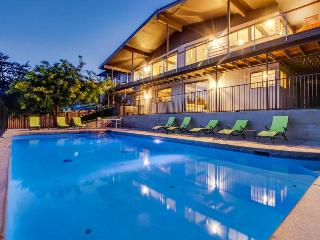 Two lakeview wrap-around decks, seasonal pool, hot tub & game room - Manson vacation rentals