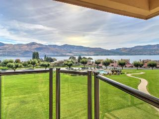 Lakeside views, pools, hot tub in a quiet community! - Chelan vacation rentals
