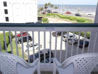 Condo With Best Sunrise, Ocean View - Galveston vacation rentals