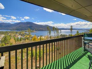 Enjoy amazing views of Grand Lake from this cozy & warm condo! - Grand Lake vacation rentals