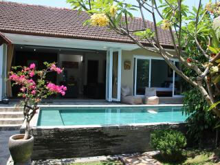 Stunning 3 BDR Tropical Villa & Private Pool - Kerobokan vacation rentals