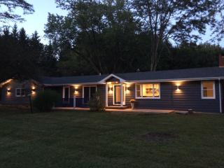 mid century modern ranch woodstock pool - Bearsville vacation rentals