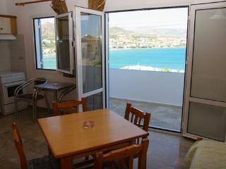 Ocean view apartments for 4 persons in Makrigialos - Makry-Gialos vacation rentals