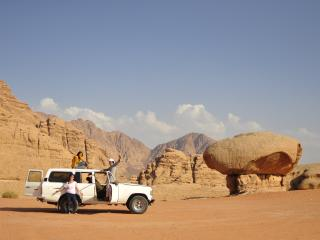 Beautiful Bed and Breakfast with Parking and Parking Space - Wadi Rum vacation rentals