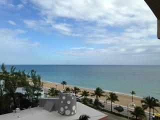 Oceanview 1 bedroom @ 5 star Atlantic Hotel & Spa! - Fort Lauderdale vacation rentals