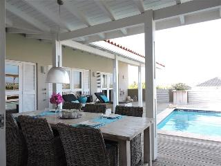 Great 4 bedroom villa with private pool and island view - Curacao vacation rentals