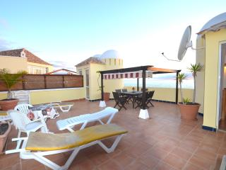 Great views 2 levels penthouse front ocean - Playa Paraiso vacation rentals