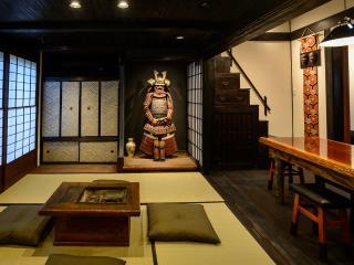 Kyoto Toji Samurai Machiya, Modern Luxury Comfort - Kyoto vacation rentals