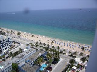 Hilton Ft Lauderdale Beach Res - 22nd Floor views - Fort Lauderdale vacation rentals