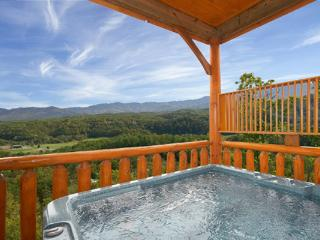 Broken Spoke has awe inspiring unobstructed views - Sevierville vacation rentals
