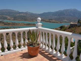 In the village......and a heated pool - Los Romanes vacation rentals