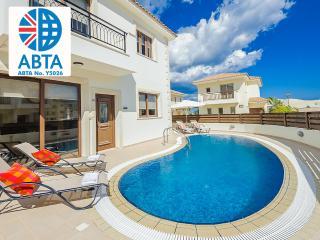 Oceanview Villa 165-On popular complex in Pernera - Cyprus vacation rentals