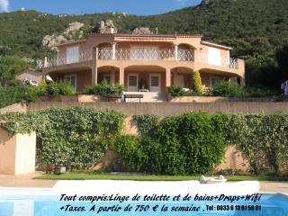 CORSE DU SUD VILLA AVEC PISCINE - Propriano vacation rentals