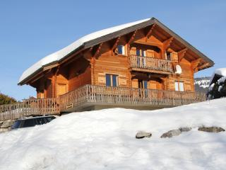 Chalet du Bois, conveniently located, FREE wifi - Les Carroz-d'Araches vacation rentals