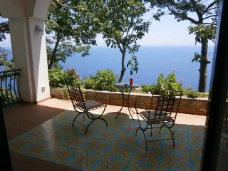 Villa Vespucci - terrace garden seaview WIFI pool - Praiano vacation rentals