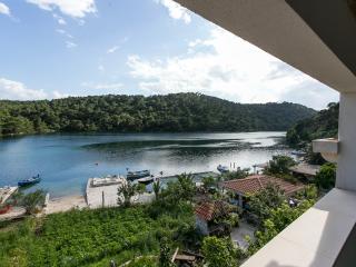 Adorable apt with balcony&sea view - Govedari vacation rentals