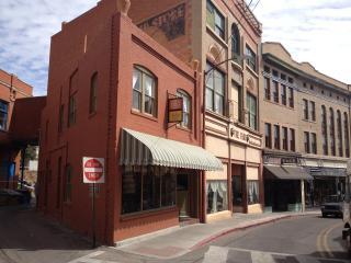 The Roost, located in the heart of Old Bisbee. - Bisbee vacation rentals