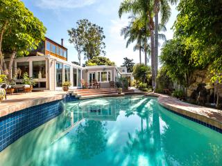 Del Mar Secluded Oasis w/ Private Pool, Spa, BBQ - Del Mar vacation rentals