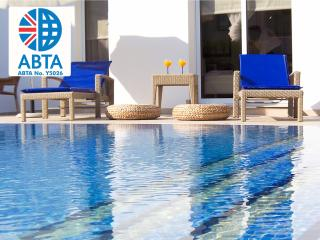 Oceanview Villa 043 - 2 bed Central Protaras - Protaras vacation rentals
