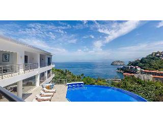 THIS VILLA CAN BE RENTED AS 5 - 10 BEDROOMS - Puerto Vallarta vacation rentals