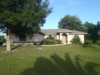 South Gulf Cove - 2 bedroom/2bath with pool - Port Charlotte vacation rentals