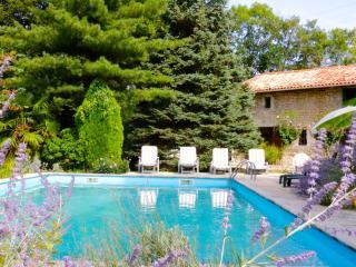 Le Coin Arboré Gîte et Chambres au bord du palais - Saint-Vallier vacation rentals
