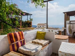 luxurious romantic townhouse - Canillas de Aceituno vacation rentals
