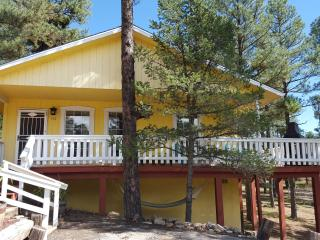 Perfect Ruidoso vacation House with Deck - Ruidoso vacation rentals
