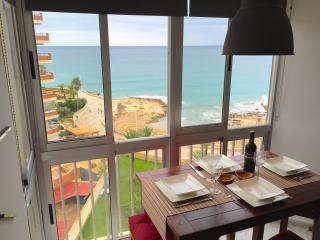 Atlantico a 10 m plage vue mer Calpe 6 pers - Calpe vacation rentals