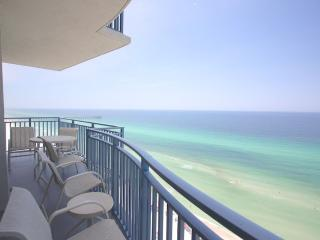 ON THE BEACH  condo 3Bedroom 3Bath *free chairs* WALK TO PIER PARK *END UNIT* - Panama City Beach vacation rentals