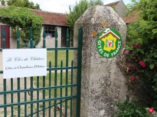Gite proche Beauval et Chateaux de la Loire - Oisly vacation rentals