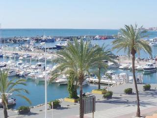 Stunning Apartment Over looking Fishing Harbour - Caleta De Velez vacation rentals