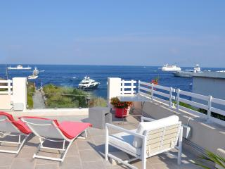 Villa Sea Rose: elegant apartment next to the sea - Santa Margherita vacation rentals