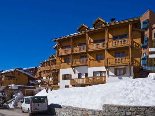 Comfortable Val Thorens vacation Apartment with Internet Access - Val Thorens vacation rentals