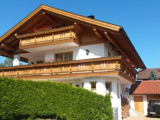 Duplex-apartment  with mountain view (5 BR) - Unterammergau vacation rentals