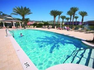 Coral Cay Resort Villa sleeps 10 lakeview by pool - Image 1 - Kissimmee - rentals