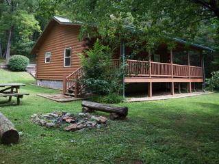 FOX CREEK HILLSIDE CABIN in the Smokies - Bryson City vacation rentals