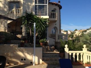 Spectacular villa overlooking mediterranean sea - Benitachell vacation rentals