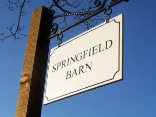 Springfield Barn, Alton, Staffordshire - Alton vacation rentals
