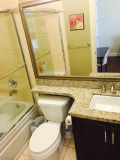 Cozy queen BR share the Bathroom closed Metrotown - Burnaby vacation rentals