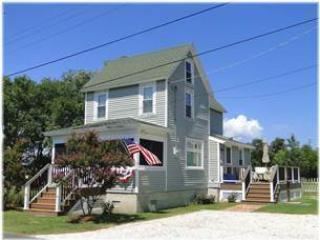 Bright 2 bedroom Chincoteague Island House with A/C - Chincoteague Island vacation rentals