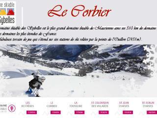 Résidence les Pistes Le Corbier - Le Corbier vacation rentals